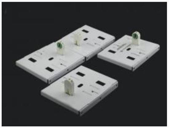 Picture of 8FT Retrofit Kit 2 Lamp 2-8' TO 2-4'