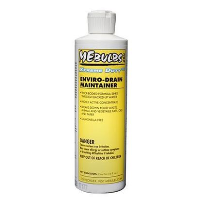 Picture of ENVIRO-DRAIN MAINTAINTER/UNCLOGGER - 16-OZ - LIQUID - XTREME DUTY™