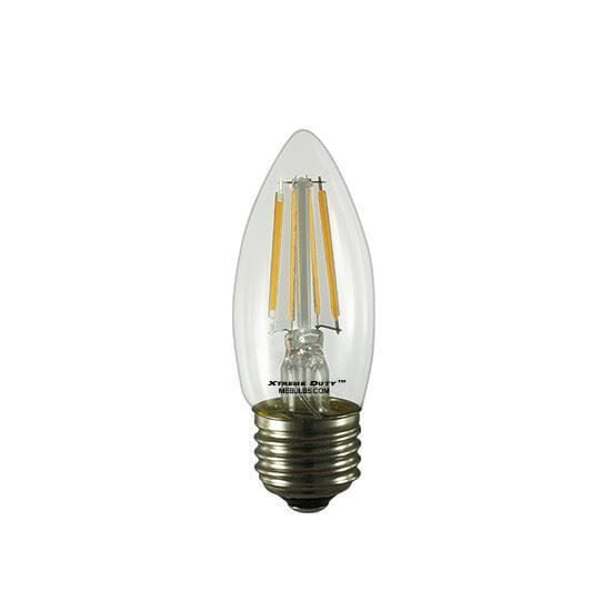 Picture of Decorative Filament LED 4W TF10/HG8527/CL/MED/6YR
