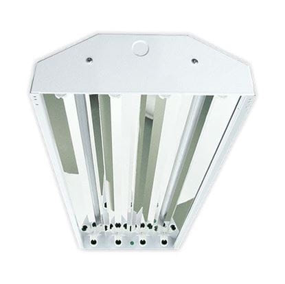Picture of FLAT HIGHBAY FOR 4-T8 LED-BYPASS FIXTURE (No ballast, no lens, LED-Bypass lamps not included)