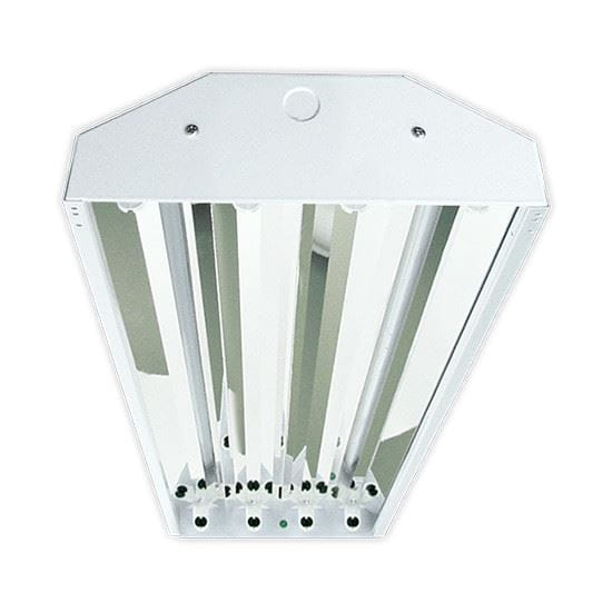 Picture of FLAT HIGHBAY FOR 6-T8 LED-BYPASS FIXTURE (no ballast, no lens, LED-Bypass lamps not included)