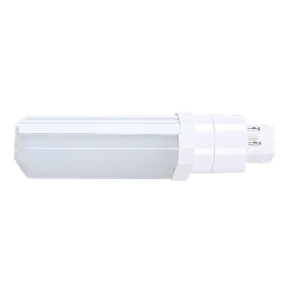 Picture of LED-CFL Direct-Install Replaces 26W 4 Pin with 9W/4000K/G24Q-4P/Horizontal/DI/7YR