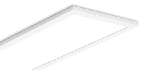 Picture of LED Indoor Flat Panel 1X4 40W 5000K 120-277V Xtreme Duty 7yr