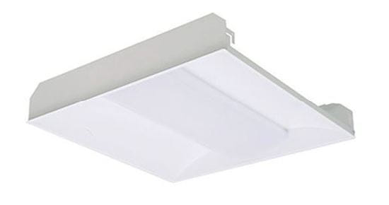Picture of LED Indoor Direct Indirect 2X2 30W 5000K 120-277V (0-10v Dimmable) TROFFER Xtreme Duty 7yr