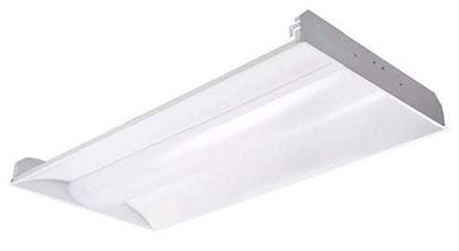 Picture of LED Indoor Direct Indirect 2X4 34W 5000K TROFFER 120-277V (0-10V DIMMABLE) Lt.Commercial 5yr