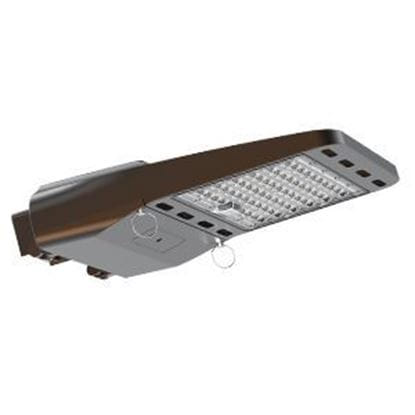 Picture of LED Outdoor Hi-Efficiency STEALTH V2 Shoebox 400MH Equiv 5000K 185W STEALTH XTREME DUTY 7YR