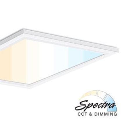 Picture of LED 2X2 SPECTRA PANEL 40W 5YR CCT-Adjustable 3000-5000K (with remote sold separately)