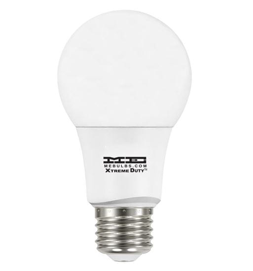 Picture of LED Bulbs A-Shape General Service 11A19/AWX8250/6YR Commercial Duty