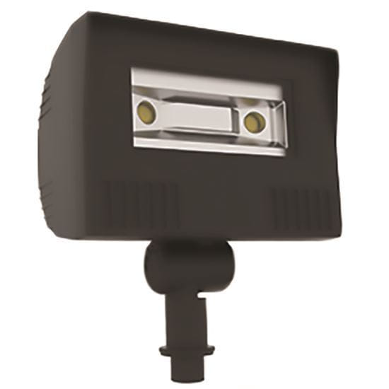 Picture of LED Outdoor Area Floods NPT Swivel Mount 30W 4K SMALL FLOOD 120-277V non-dimmable 7yr