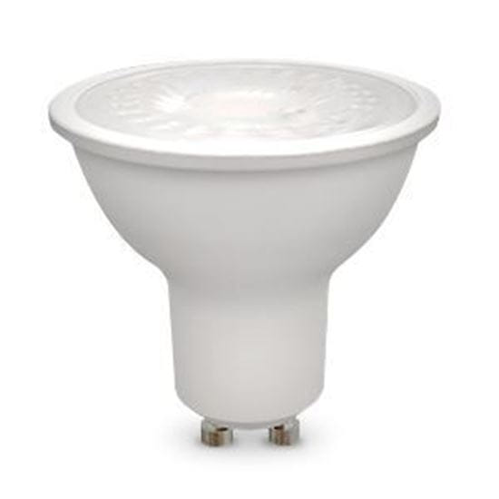 Picture of LED Bulbs MR16 GU10 120V up to 50W Equiv. Flood 3000K 5.5WMR16 Dimmable LC2 5YR