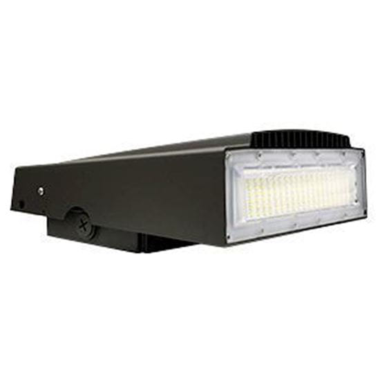 Picture of LED Outdoor SLIM Universal Wallpack 250MH Equiv 5000K 75W 5K WALL PACK XD 7YR