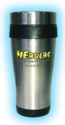 Picture of MEBULBS Stainless Steel Insulated Mug