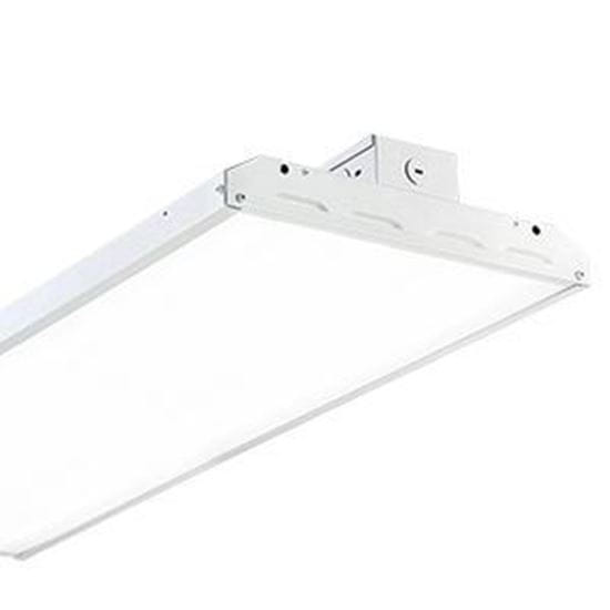 Picture of LED Indoor Highbay Flat 750MH Equiv. Fixture 1FT X 4FT 321W 5000K XTREME DUTY 8YR