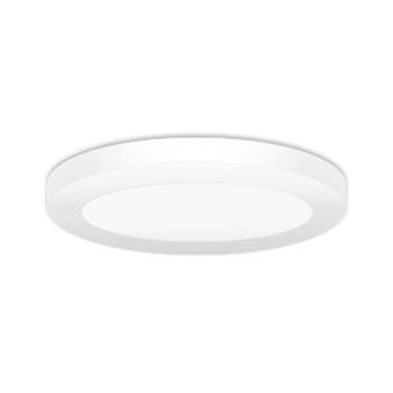 Picture of LED Indoor low-profile Light 60W Incand Equiv 15W 7 Inch ROUND 3000K LT.COMMERCIAL 5YR