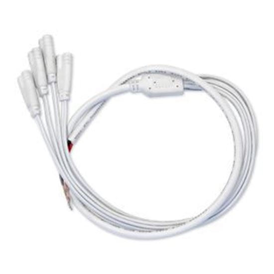 Picture of Mini Module SNAPNGO Powercord for 4 Strips