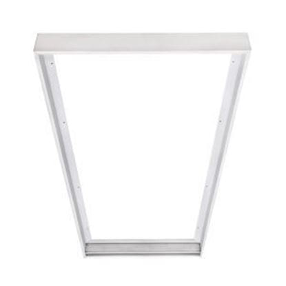Picture of 2X4 Surface Mounting Kit for LED Flat Panel WHT