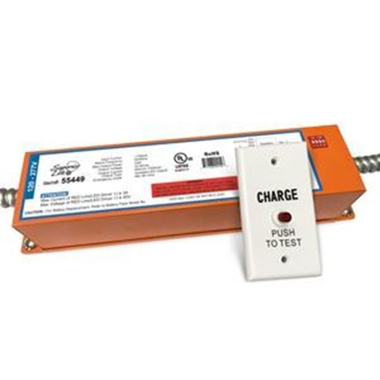 Picture of Emergency Pack for LED Flat Panel 15W/90 MIN