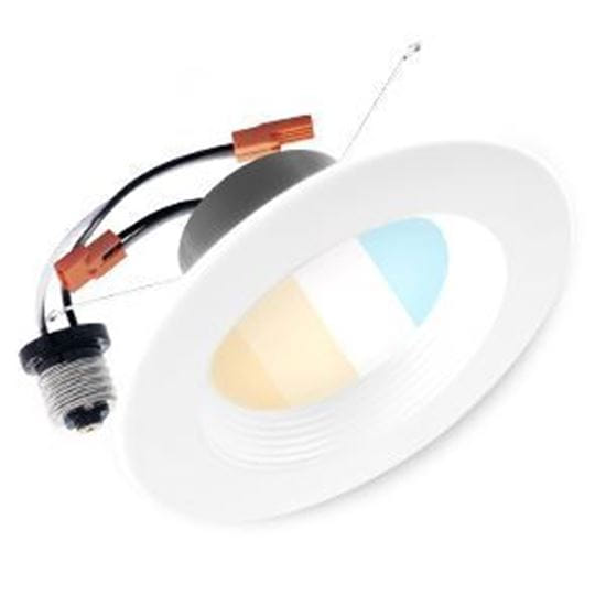 Picture of LED Canister Retrofits Downlights 5-6 Inch RETROFIT 5-6IN 15W COLOR/TONE ADJUSTABLE 5000K-2700K Lt.Commercial 5YR