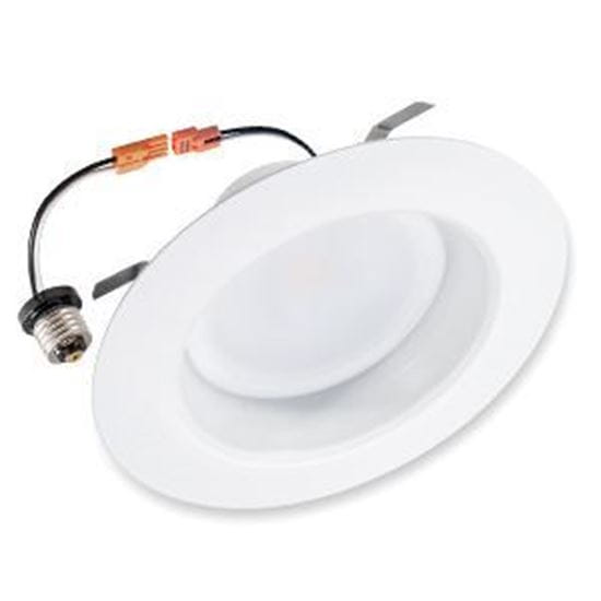 Picture of LED Retrofits Downlights 5-to-6 Inch 75W Halogen Equiv. 3000K CAN 5-6IN 15W 3K RETROFIT 7YR