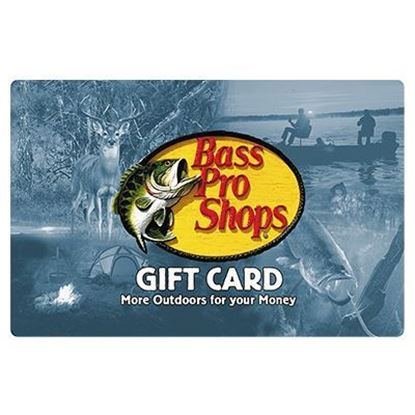 Picture of Bass Pro Gift Card(s)