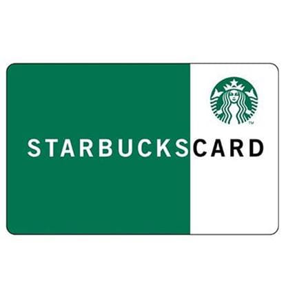 Picture of Starbucks Coffee Gift Card(s)