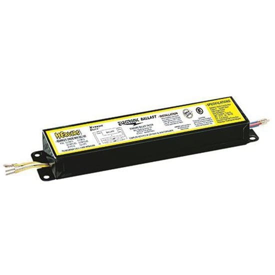 Picture of Fluorescent T8 Ballast 1 or 2 Lamps F32 Instant Start 232IE 120-277 10THD 50YR