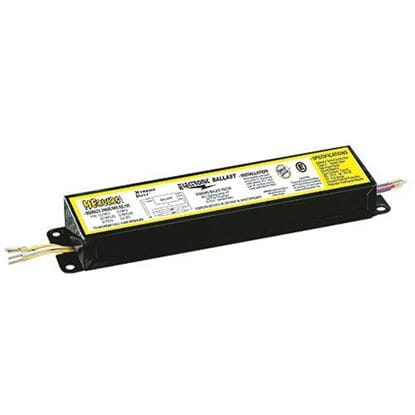 Picture of Fluorescent T12 Ballast 1 or 2 Lamps F40T12 Rapid Start 240RE MV 10THD 50YR