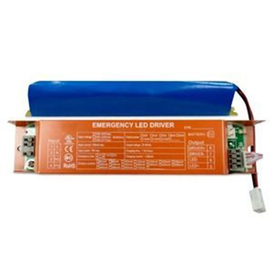 Picture of EM BATTERY BACKUP KIT 80W-120W Full Cutoff Stealth Wallpack