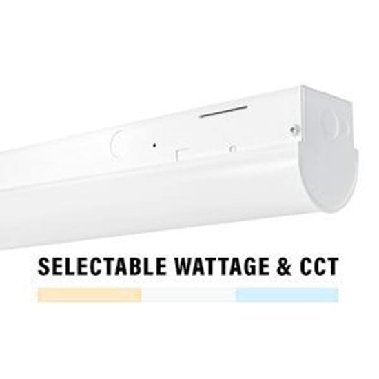 Picture of 8FT Spec-Select™ Designer Strip 38-46-54W 3500-4100-5000K 120-277V 0-10vDimmable 7yr Xtreme Duty